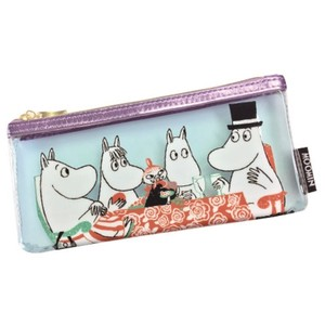 The Moomins Clear Pouch Table