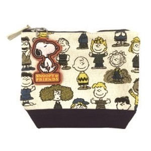 Snoopy Patch Pouch Friends