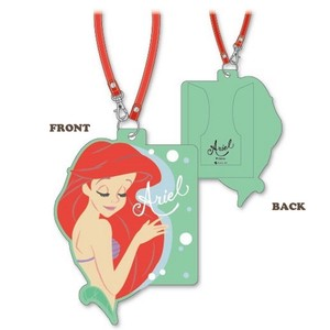 Rubber Card Case Ariel