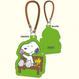 Snoopy Rubber Card Case Ice Cream