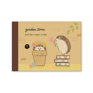 Hedgehog Memo Pad Craft