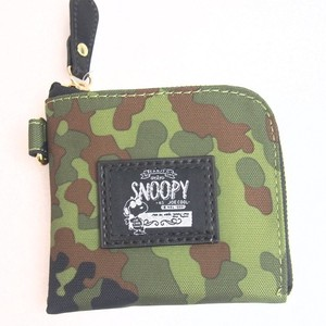 Snoopy Coin Case Dazzle Paint
