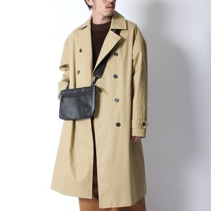 2018 A/W Twill Trench Coat