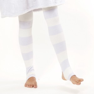2 Colors Border Leggings Stirrup Legging Loungewear Room