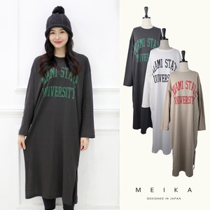 This Season Long T-shirt One-piece Dress