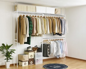 Closet Hangers Rack Depth Type of Low Wide