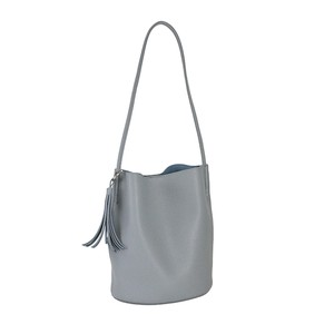 Tassel Attached Handle Tote