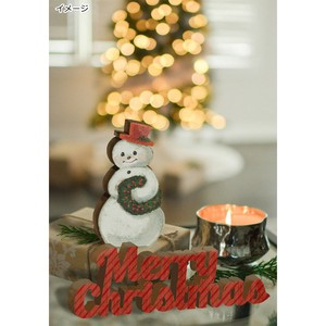 Christmas Stand Decoration Snowman