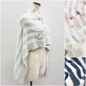 Marshmallow Border Blanket Loungewear Room Belly Band