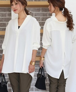 2018 A/W Stretch Shirt Tunic