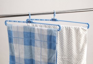 Bathing Towel Clothes Hanger