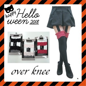 Maximum Front Garter Thigh Band Overknee Halloween Christmas