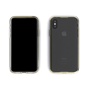 【iPhone XS Max】【iPhone XR】INFINITY CLEAR CASE(インフィニティークリアケース)