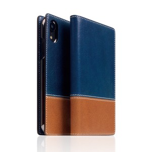 【iPhone XS/X、XR】Tamponato Leather case(タンポナートレザケース)