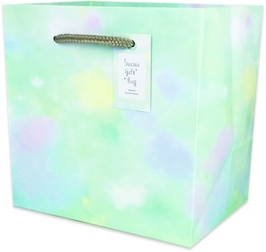 Watercolor Gift Bag