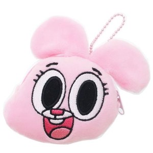 Coin Purse Sweets Ball Soft Toy Face Coin Purse Nice