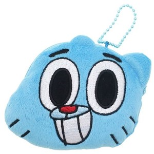 Coin Purse Sweets Ball Soft Toy Face Coin Purse Ball