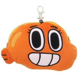 Sweets Ball Soft Toy Face Commuter Pass Holder