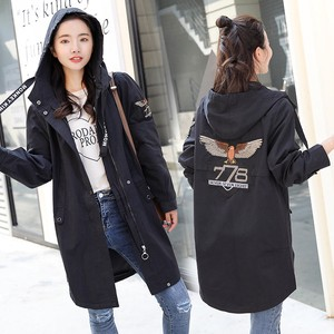 Korea Ladies Fashion Fur Coat