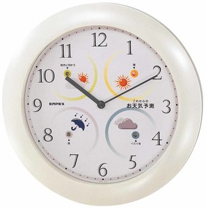 Weather Wall Clock Weather Clock/Watch