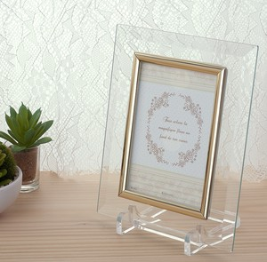Gift Glass Photo Frame Post