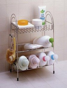 Bath Stainless Shampoo Rack